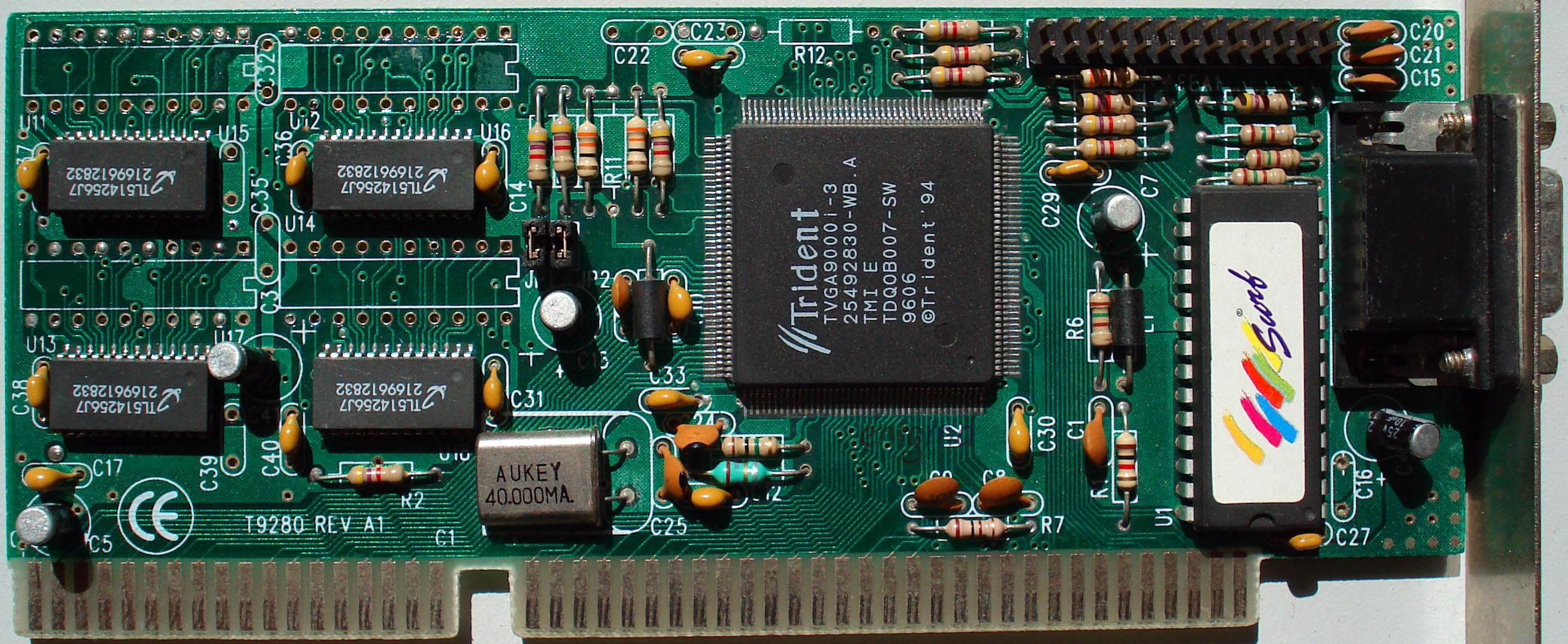 CIRRUS LOGIC CL-GD5446BV-HC-B PCI VIDEO CARD DRIVER